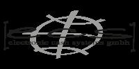 Logo ecs electronic cash system GmbH