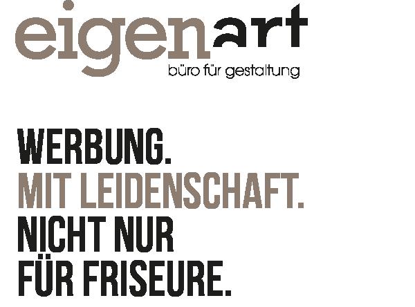 eigenart GmbH - Buero fuer Gestaltung Logo